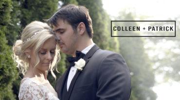 Colleen & Patrick's Wedding Film at Memphis Botanic Gardens