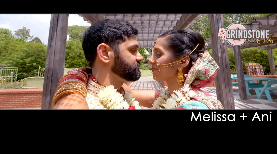 Melissa + Ani | Indian Wedding at Memphis Botanic Gardens