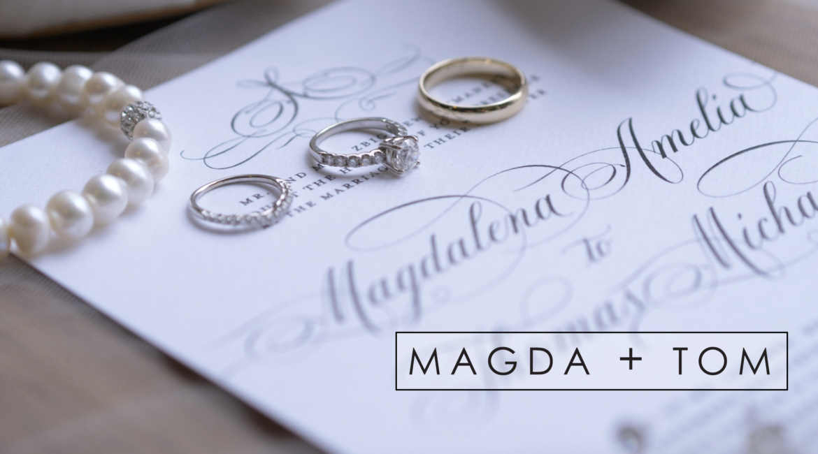 Magda & Tom's Polish-Catholic Wedding | Our Lady of Perpetual Help & Tower Room