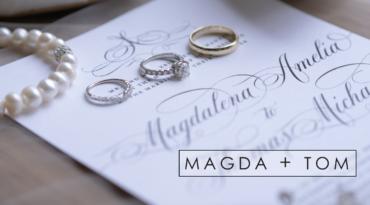 Magda & Tom's Polish-Catholic Wedding | Our Lady of Perpetual Help & Tower Room