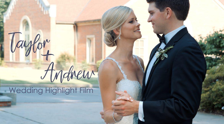 Taylor & Andrew | Fun Memphis Wedding – Cadre