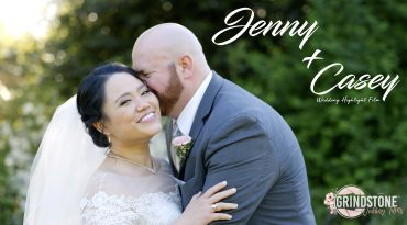 Jenny & Casey – Wedding at Memphis Botanic Gardens
